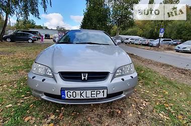 Honda Accord Coupe 2000 в Киеве