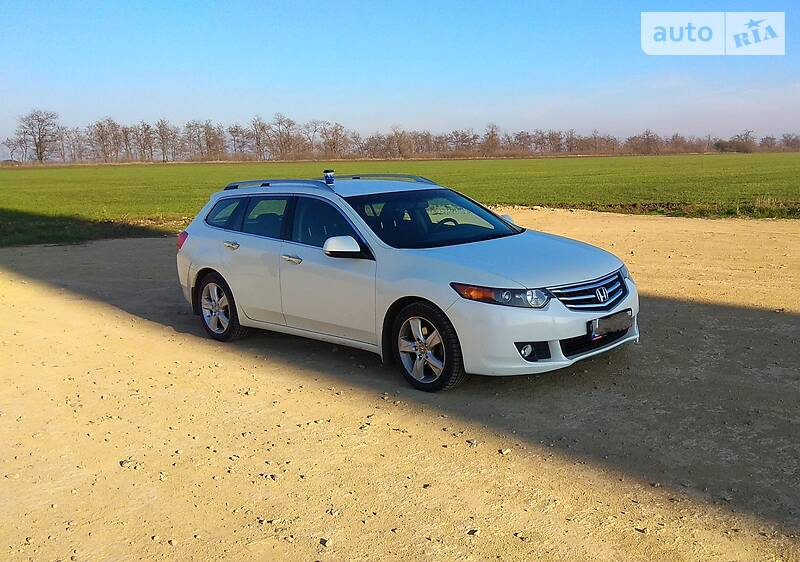 Honda Accord Tourer 2008 в Одессе