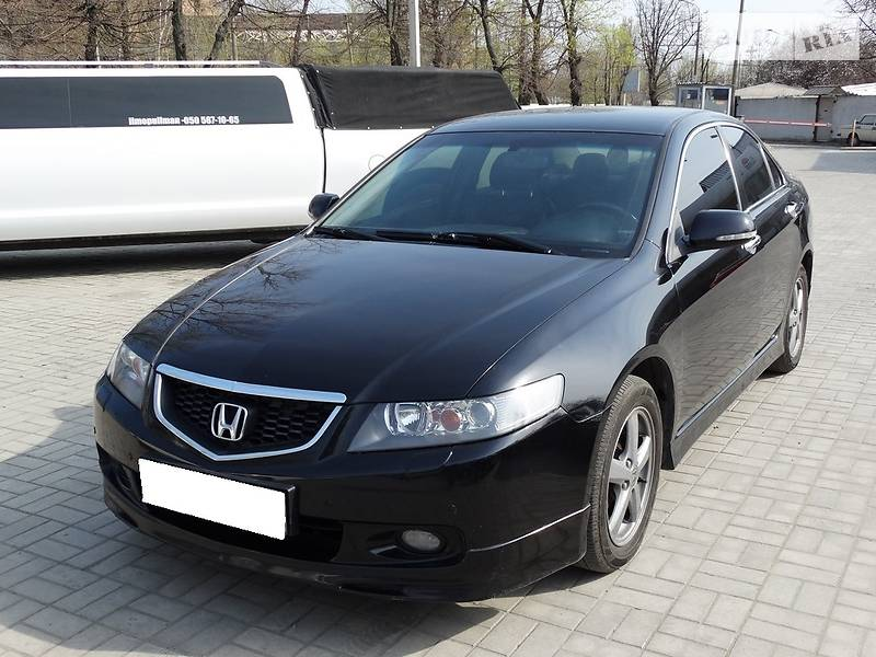 Honda Accord 2005 года