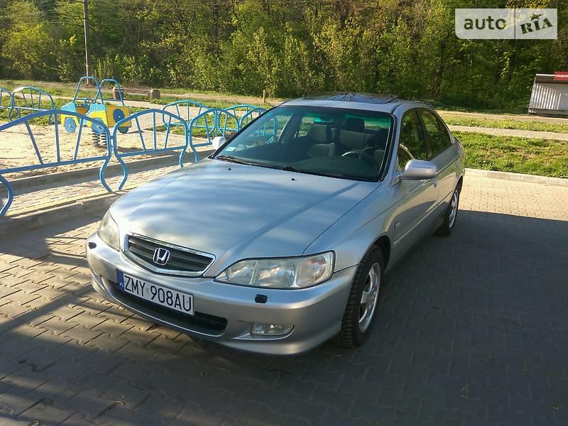 Honda Accord 2001 в Виннице