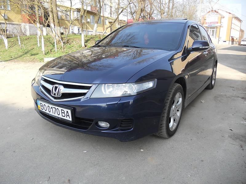 Honda Accord 2006 в Тернополе