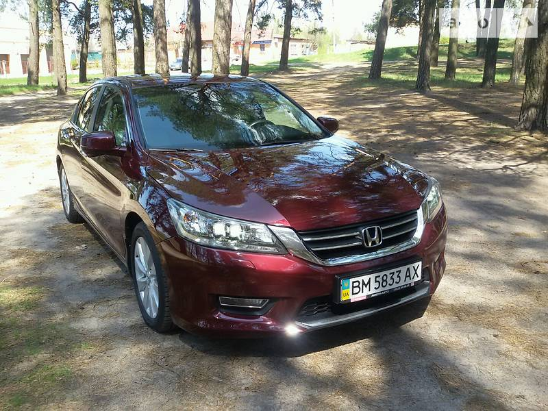 Honda Accord 2013 в Сумах