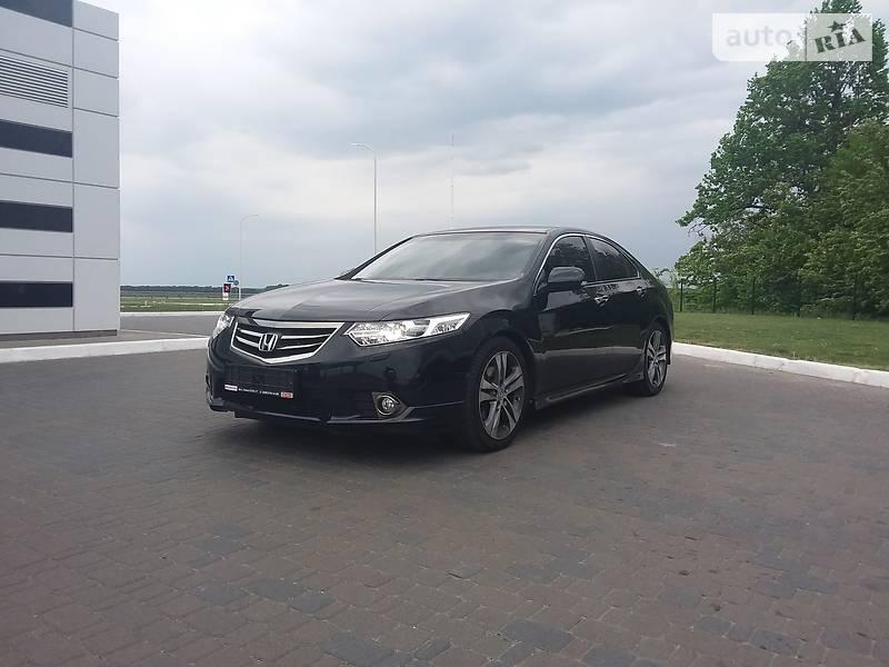 Honda Accord 2012 года