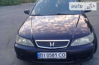Honda Accord 1999 в Полтаве