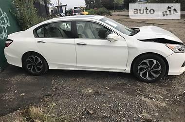 Honda Accord 2017 в Одессе