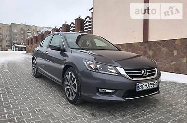 Honda Accord 2015 в Тернополе