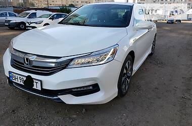 Honda Accord 2017 в Одессе