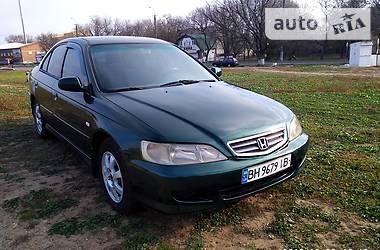 Honda Accord 2001 в Белгороде-Днестровском