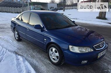 Honda Accord 2001 в Черновцах