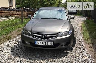 Honda Accord 2008 в Буске