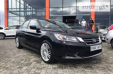 Honda Accord 2015 в Львове