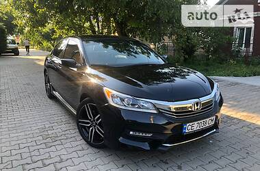 Honda Accord 2017 в Черновцах