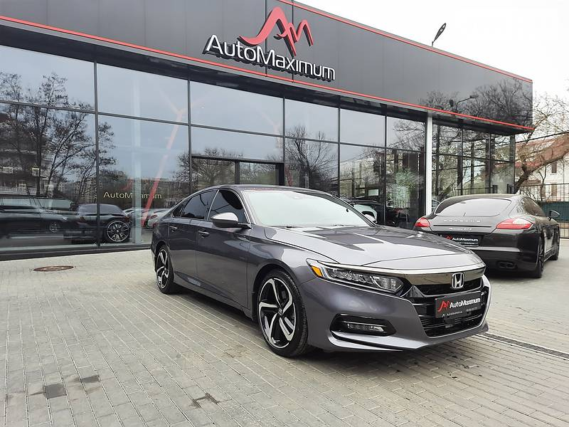 Седан Honda Accord 2019 в Одесі