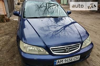 Honda Accord 2001 в Радомышле