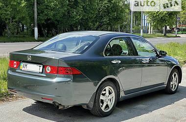 Седан Honda Accord 2005 в Житомире