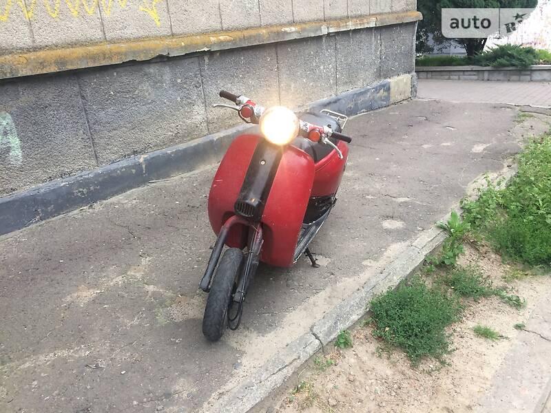 Honda AF 27