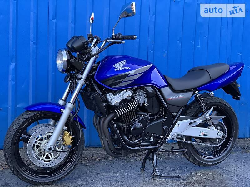 Honda CB 400 SF 2008 в Киеве