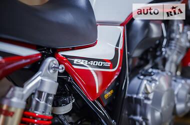 Мотоцикл Классік Honda CB 400 2009 в Дніпрі