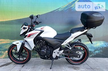 Мотоцикл Многоцелевой (All-round) Honda CB 400 2014 в Одессе