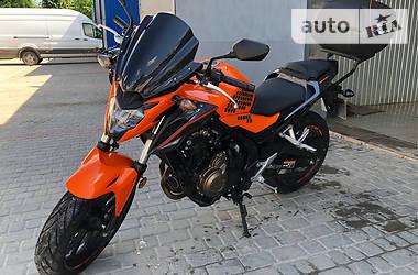 Honda CB 2017 в Бережанах