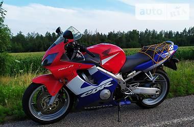 Мотоцикл Спорт-туризм Honda CBR 600 2001 в Глухове