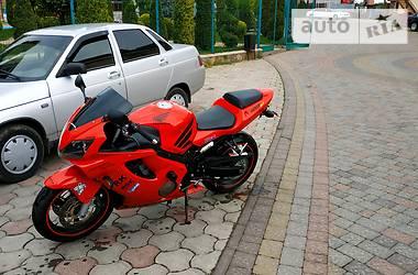 Honda CBR 600F Sport 2001 в Ужгороде