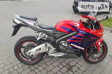 Honda CBR 600RR 2005 в Дрогобыче