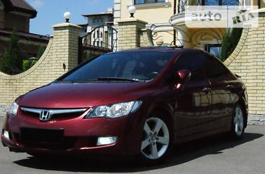 Honda Civic 2007 в Запорожье