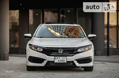 Honda Civic 2016 в Ивано-Франковске