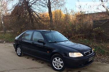 Honda Civic 2000 в Ровно
