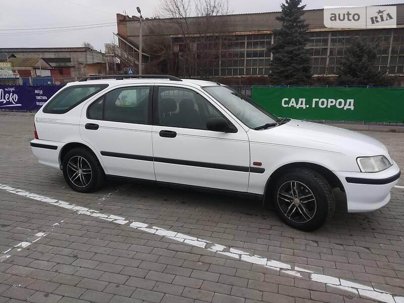 Honda Civic 1998 в Прилуках
