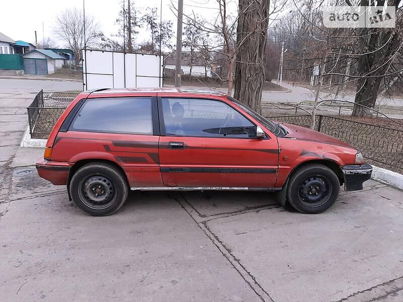 Honda Civic 1986 в Смеле