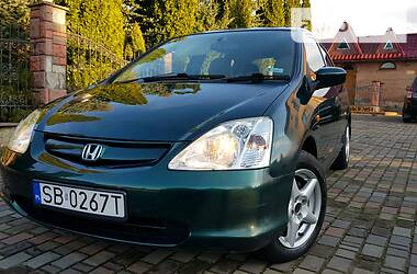 Honda Civic 2001 в Львове