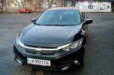 Honda Civic 2018 в Шполе