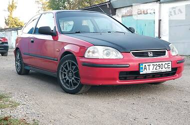 Honda Civic 1996 в Ивано-Франковске