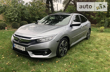Honda Civic 2017 в Киеве