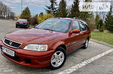 Honda Civic 1998 в Ивано-Франковске