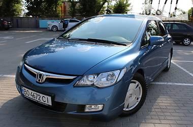 Седан Honda Civic 2006 в Тернополі
