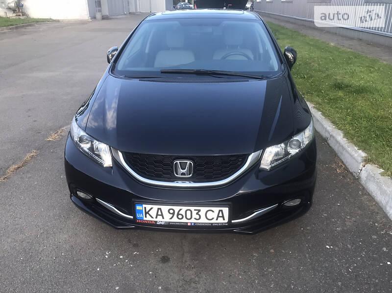 Седан Honda Civic 2013 в Киеве