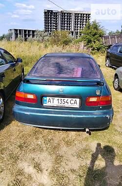 Седан Honda Civic 1995 в Хмельницькому