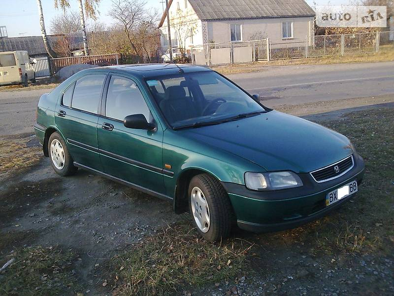 Honda Civic 1995 в Полонном
