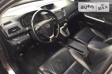 Honda CR-V PREMIUM + NAVI 2013
