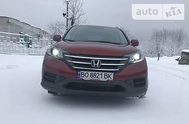 Honda CR-V 2.2 4-4 AWD  2013
