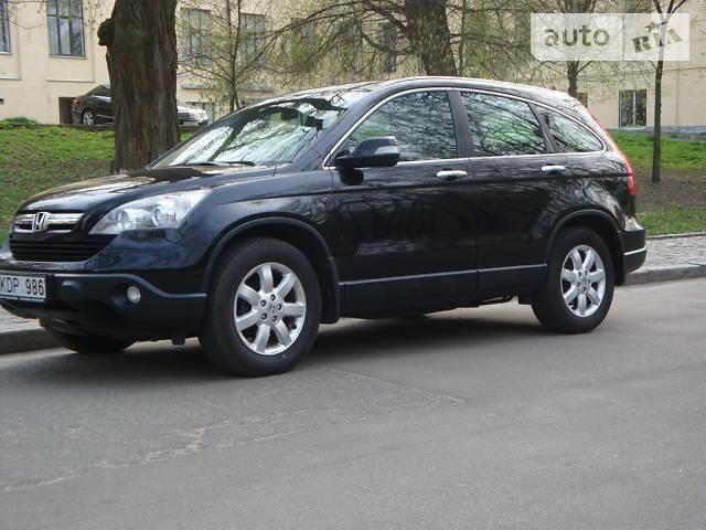 Honda CR-V 2007 в Киеве