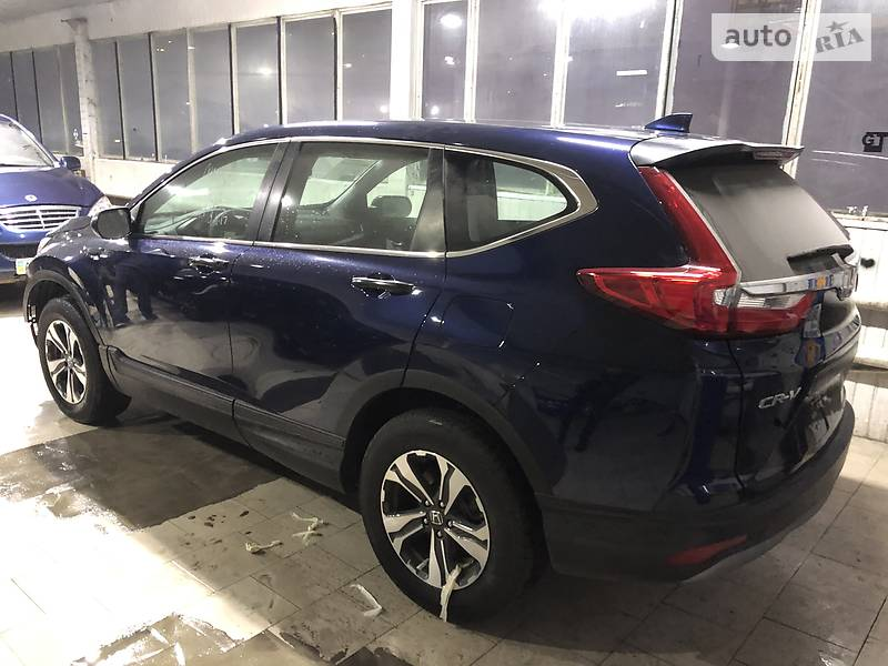 Honda CR-V 2018 в Днепре
