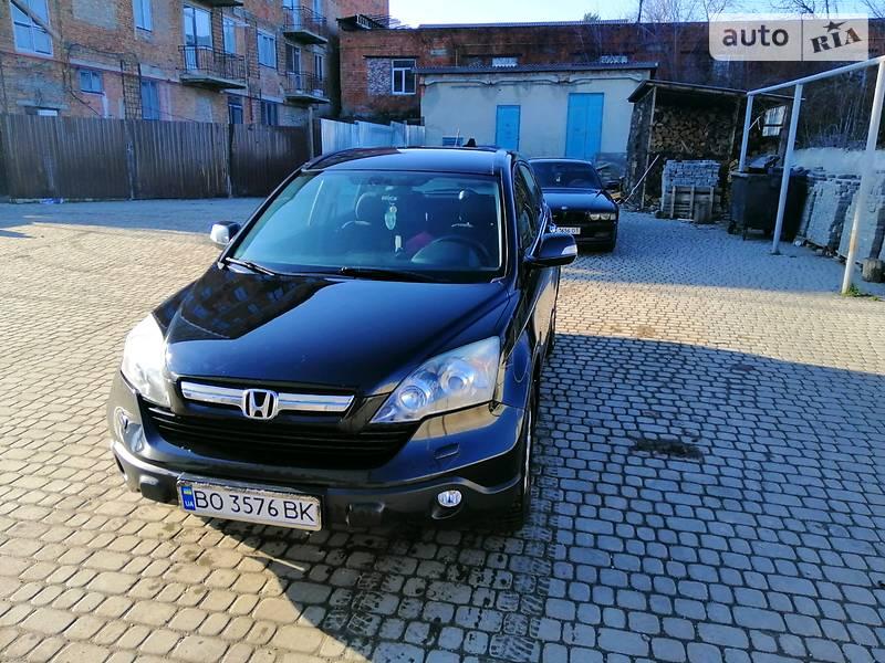 Honda CR-V 2008 в Чорткове