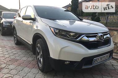 Honda CR-V 2018 в Бережанах