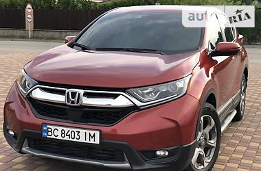 Honda CR-V 2017 в Львові