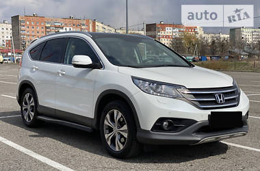 Honda CR-V 2014 в Черновцах