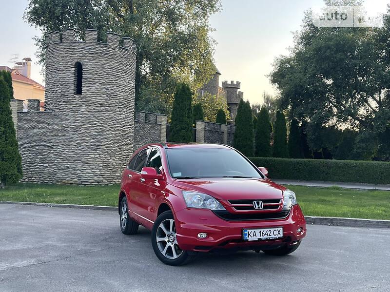 Внедорожник / Кроссовер Honda CR-V 2011 в Киеве